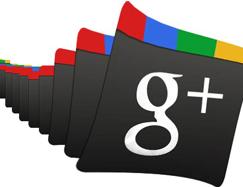 blogGoogle+