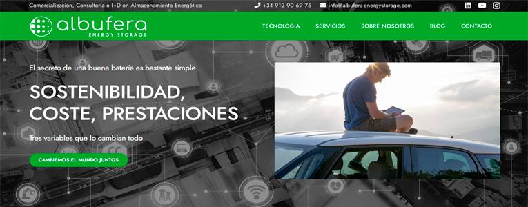 caso exito pagina web empresa energia
