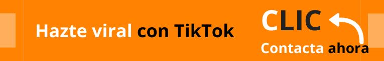 Contacto estrategia TikTok