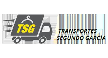 Logotipo Transportes Segundo García